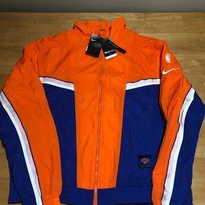 New York Knicks Nike Tracksuit Jacket